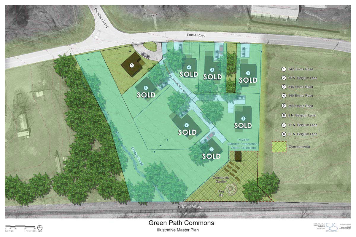 Green Path Commons
